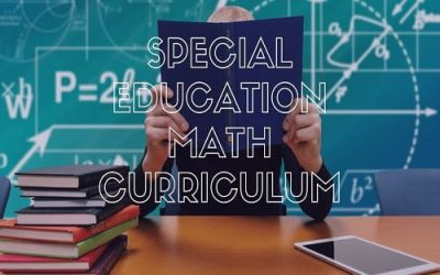 Special Education Math Curriculum