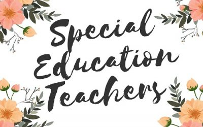 Special Education Teacher | Making A Difference